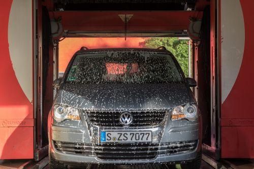 vw vokswagen car wash