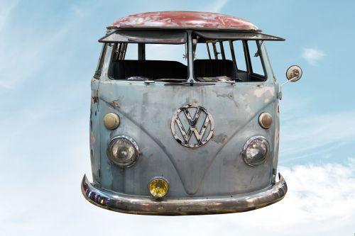 vw bus volkswagen