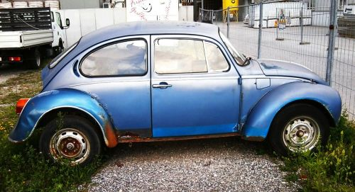 vw auto beetle