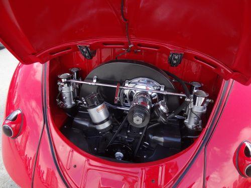 vw motor volkswagen