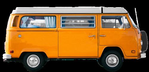vw bulli camping bus
