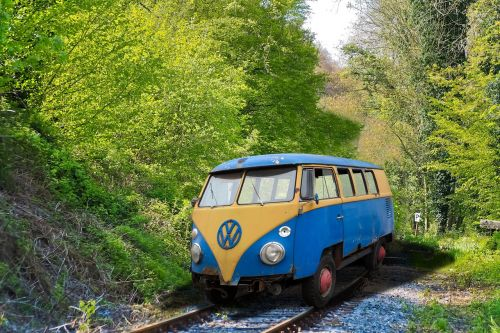 vw railway strange