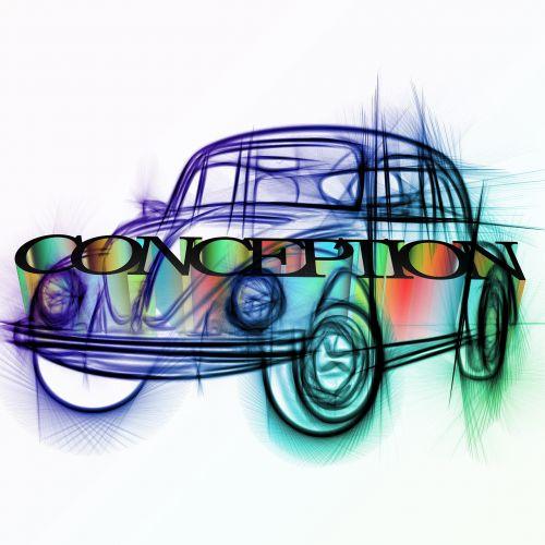 vw volkswagen conception