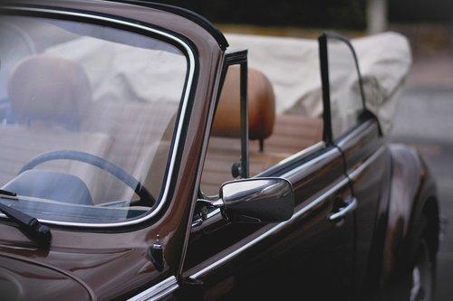 vw beetle  auto  volkswagen