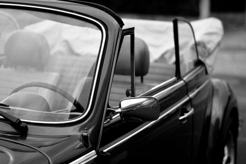 vw beetle  auto  historically