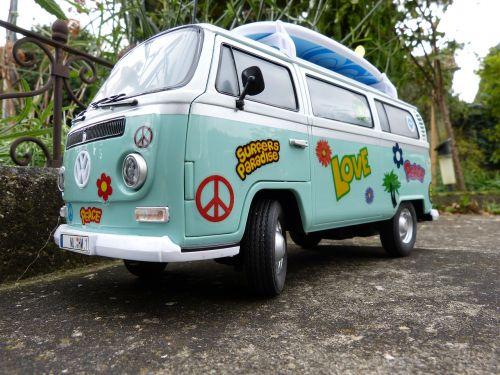 vw bus vw model peace