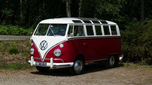 vw bus bus 1967