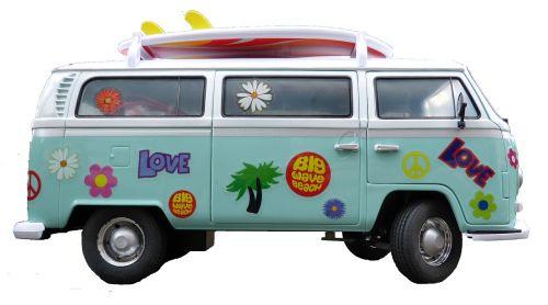 vw bus cult model car