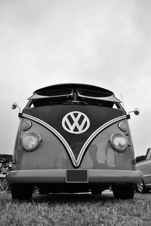 vw camper vintage car car
