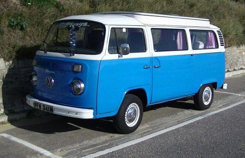 VW Volkswagen Camper Van