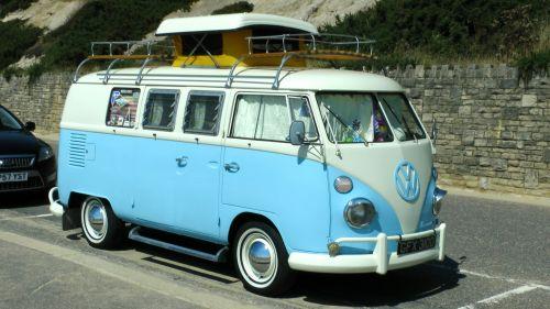 VW Volkswagen Campervan
