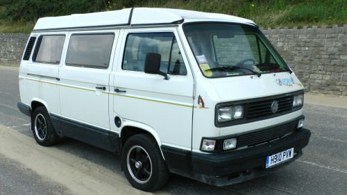 VW Volkswagen Westfalia Campervan