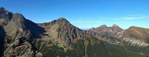 vysoké tatry tatry mountains