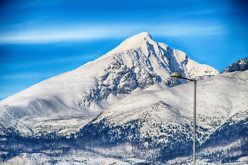 vysoké tatry  slovakia  mountains