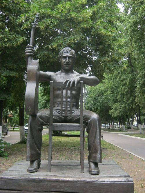 vysotsky monument voronezh