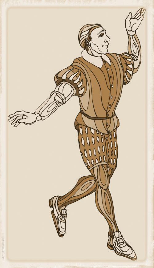 W. Shakespeare - Dancer