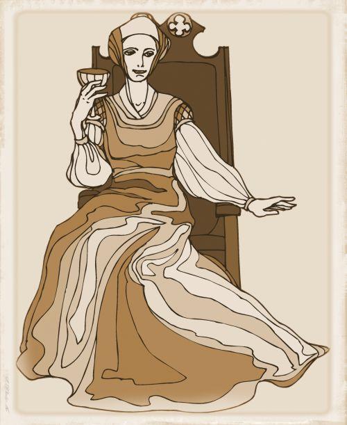 W. Shakespeare - Gertrude