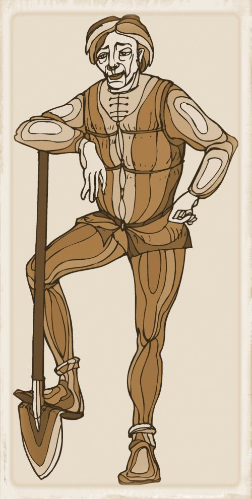 W. Shakespeare - Gravedigger
