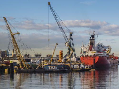waalhaven rotterdam rotterdam port of rotterdam