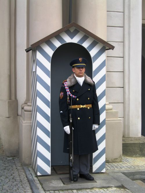 wachter sentry tradition