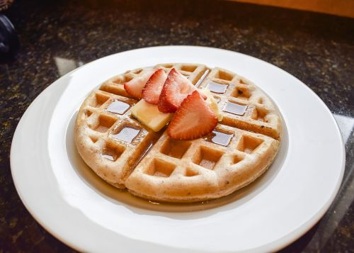 waffle waffles food