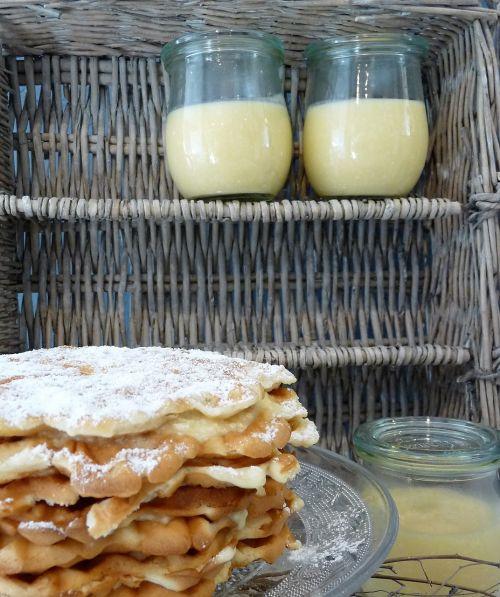 waffle cake waffles cafe