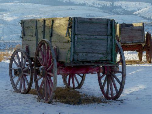 wagon deadman ranch