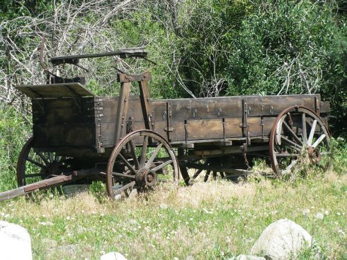 wagon western old west