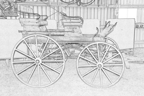 wagon transport carriage