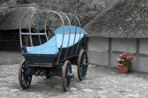 wagon drenthe wrought