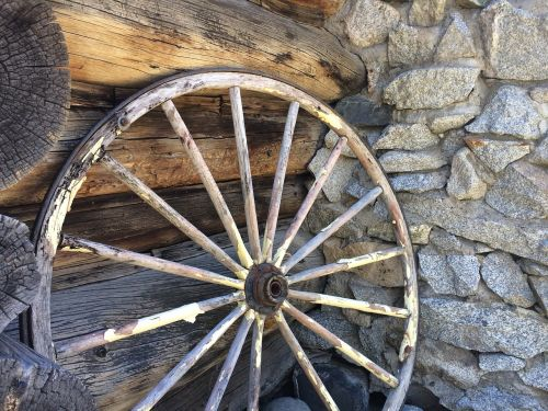 wagon wheel mammoth old
