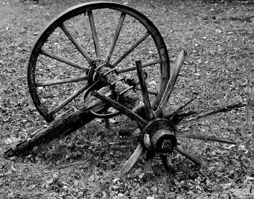 wagon wheel wheel wood