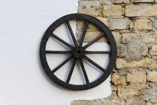wagon wheel  old  wheel