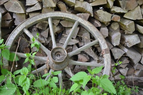 wagon wheel wheel antique