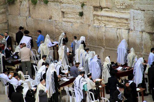 wailing wall jerusalem jewish