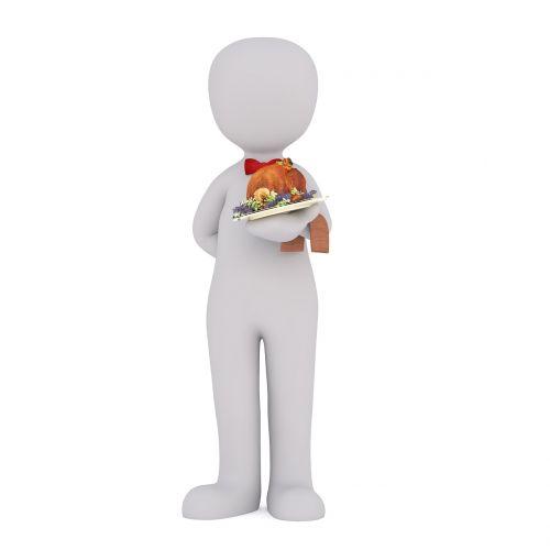 waiter work profession