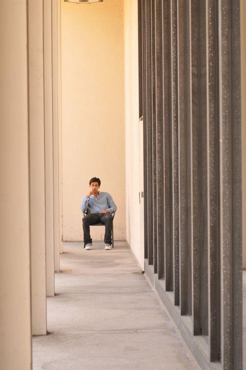 waiting architecture modern
