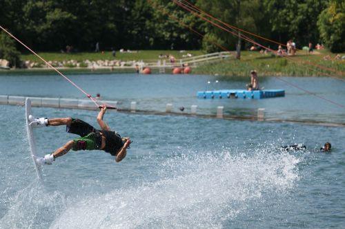 wakeboard water sport