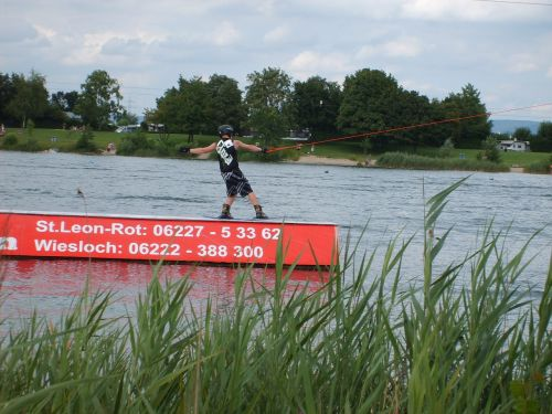 wakeboard slider wakeboarder