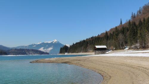 walchensee lake water