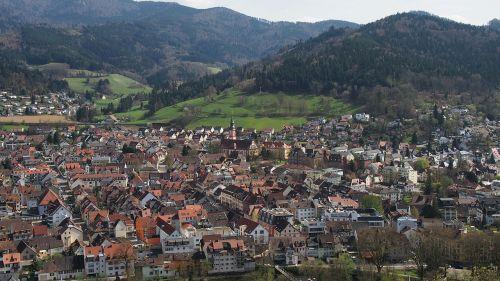 waldkirch village black forest