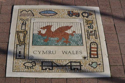 wales emblem national