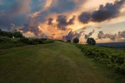 wales hills landscape
