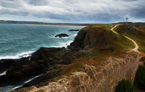 wales welsh sea