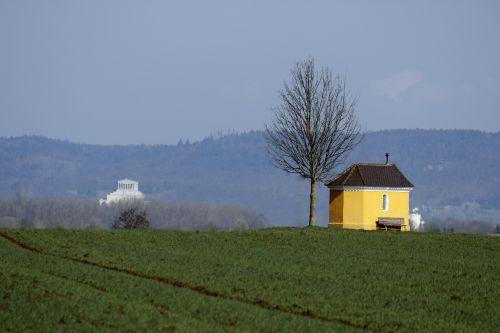 walhalla regensburg chapel