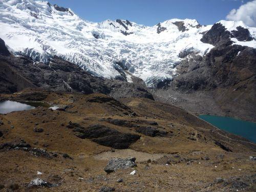walk huaytapalla nevado