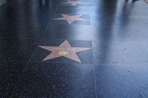 walk of fame hollywood stars