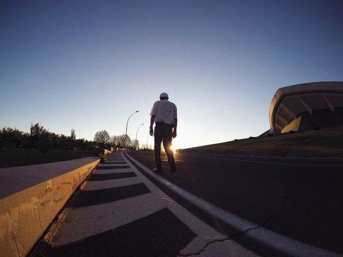 walker sunrise sunset