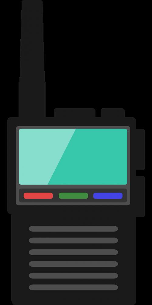 walkie talkie transceiver wireless