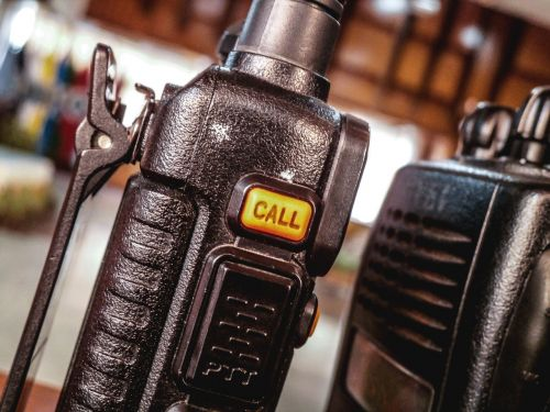 walkie-talkie handheld transceiver ht